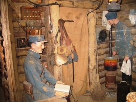 MUSEE VIVANT 1914 - 1918