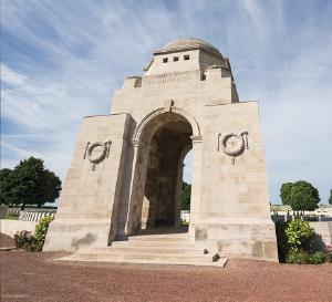 Cemeteries and memorials